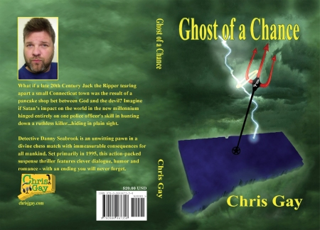 Ghost of a Chance Cover jpeg
